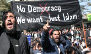 islam muslim no democracy