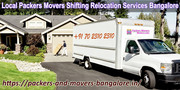 Packers And Movers Bangalore Local