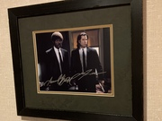 Samuel L. Jackson and John Travolta