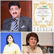 Sandeep Marwah Brand Ambassador For SHISTH BHARAT at AAFT University