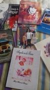 Mis libros editados.