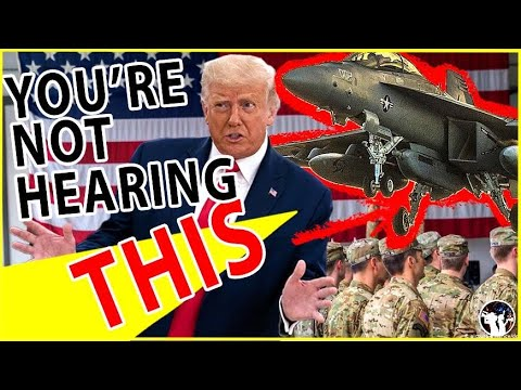 The Truth About Trump's Comments On The Military Industrial Complex