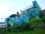 ...El Mural Mas Bello Que He Visto en Mi Vida ...O...