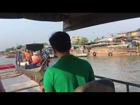 Cai Be floating market group tour from Ho Chi Minh
