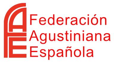 Federación Agustiniana Española Logo