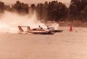 7-31-1983 Tri Cities Heat 1A Miss Budweiser, Atlas Van Lines