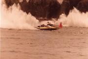 7-31-1983 Tri Cities Heat 1A Miss Renault, American Speedy Printing