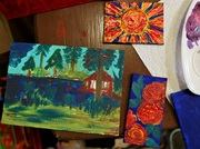 Tiny Canvases