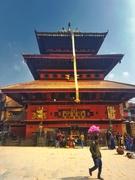 Pagoda Temple in Bhaktapur