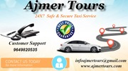 Online Taxi hire in Ajmer, Ajmer Online Taxi Providers, Tour Operator in Ajmer