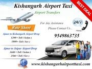 Kishangarh Airport To Mayo School Taxi Service , Mayo School To Kishangarh Airport Taxi