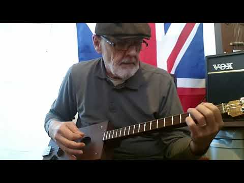 3 Chord Piezo Test New Oldie CBG