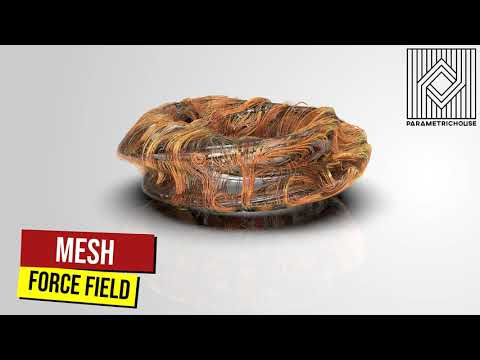 Mesh force field