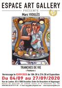Affiche Marc VIOULEÌS