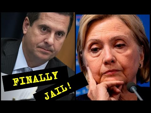 'HILLARY CLINTON TO JAIL' - Devin Nunes Unload on hillary Clinton as new evidence emerge