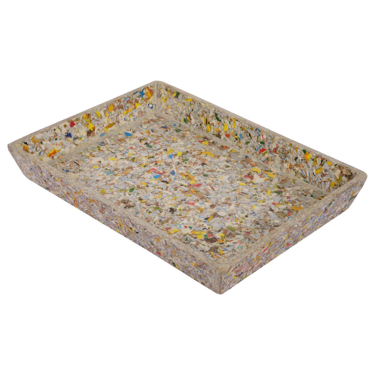 Recycled Tetra Pak Tray
