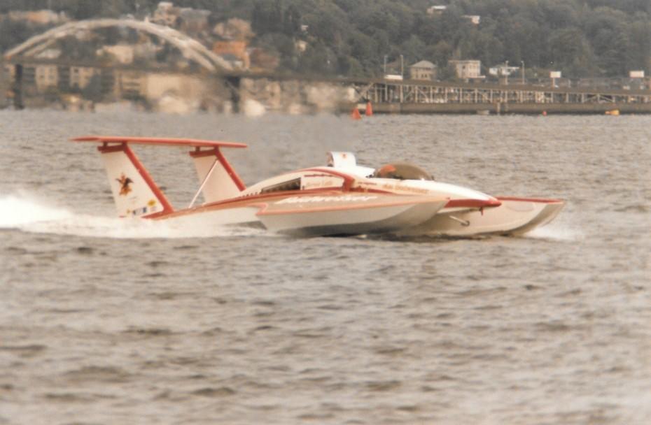 8-4-1985 Gold Cup Seattle  Miss Budweiser  2
