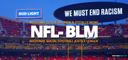 NFL BLM