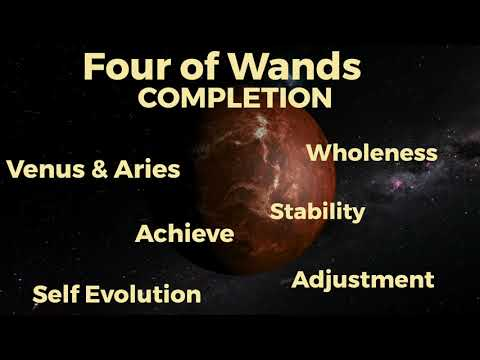 4. Gorgonea (Four of Wands) COMPLETION