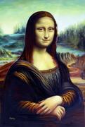 Francesca - soeur jumelle de Mona Lisa.
