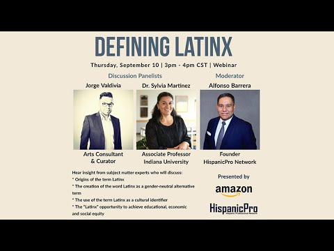 Defining Latinx Webinar - Highlights
