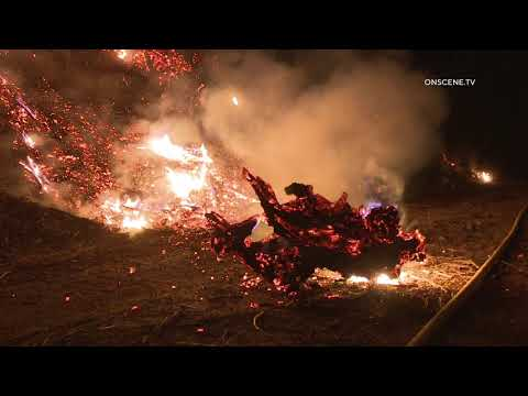 Bobcat Fire Burns Nearly 30,000 Acres in Arcadia