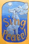 SingPeace! Pilgrimage Logo