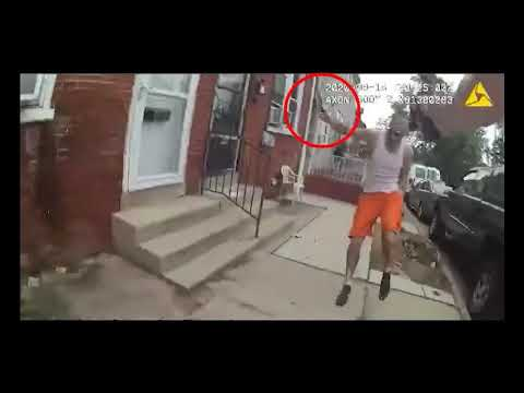 Ricardo Munoz Attacking Police BodyCam Footage