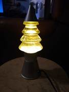Glitter Christmas Tree, flash off