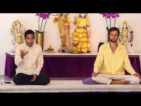 "Ayurveda Vortrag: ""Ayurveda Vegan Nutrition"" mit Dr. Devendra 14:30 Uhr 15.09.2020"