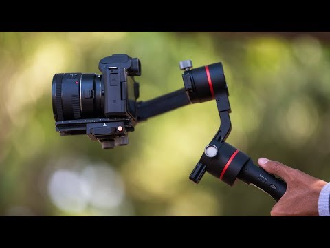 Neewer professional Gimbal review