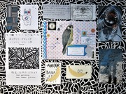 Mail Art example 001