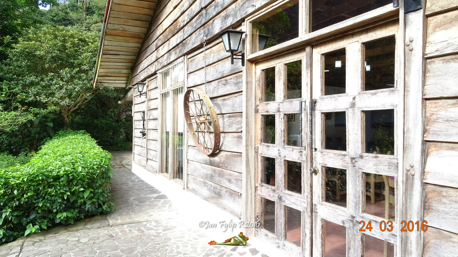Hotel Bosque de la Paz
