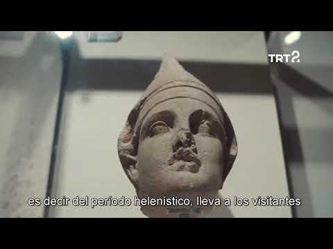 Museo Arqueológico de Gaziantep saca a la luz las partes poco conocidas de la historia