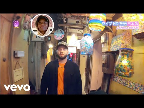 Andy Mineo, Wordsplayed - Shibuya Roll Call (Official Video)