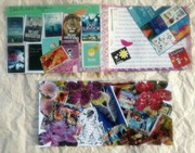 Colourful Collages received. Thanks P.Brady and B.Blennerhassett.