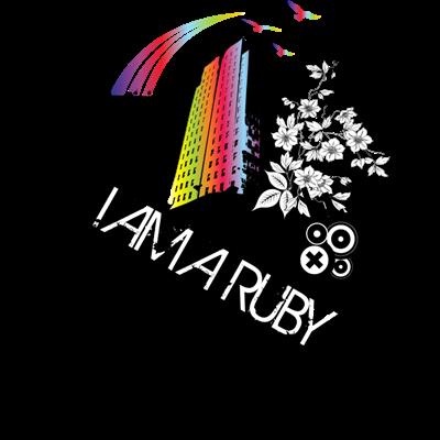 I Am A Ruby Network!!! Logo