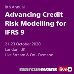 8th Annual Advancing Credit Risk Modelling for IFRS 9
