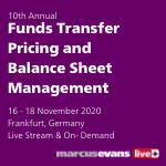 10th Annual Funds Transfer Pricing and Balance Sheet Management