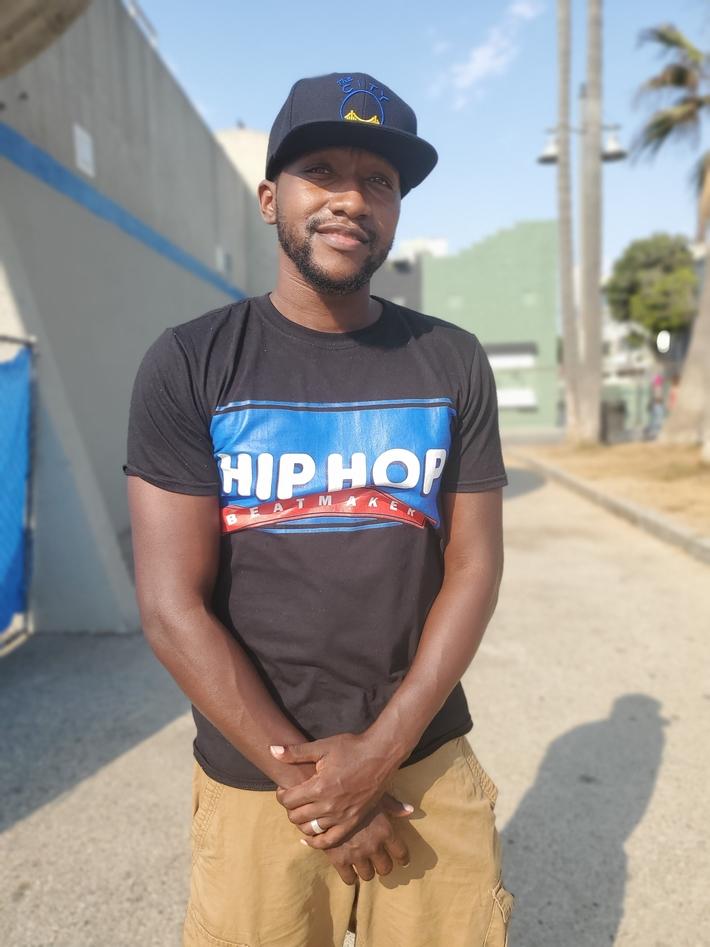 Mr. Wilson On The Beat Charts On Apple Music With Sy Ari Da Kid