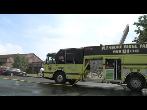 Pleasure Ridge Park FPD, KY's KME New Deliveries featuring 2288 Rescue Pumper and 2281 Hazmat Pumper