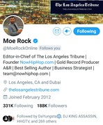 Shout Out  To.... Moe Rock  Whats Good Homie!!