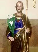 Statua del cuore castissimo di San Giuseppe
