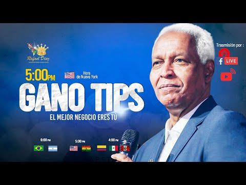 COMO TRABAJAN TUS PRODUCTOS GANOS / Rafael Diaz
