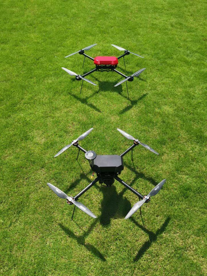 T-Drones M690 for 1kg payload with 60+ mins flight time