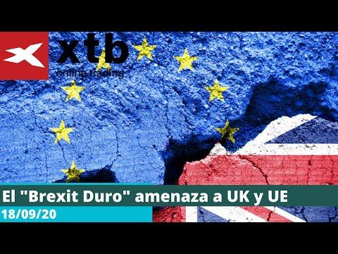 """Video Análisis: El """"Brexit Duro"""" amenaza a UK y UE"""