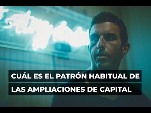 Video Análisis con  Josef Ajram: Cuál es el patrón habitual de las ampliaciones de capital