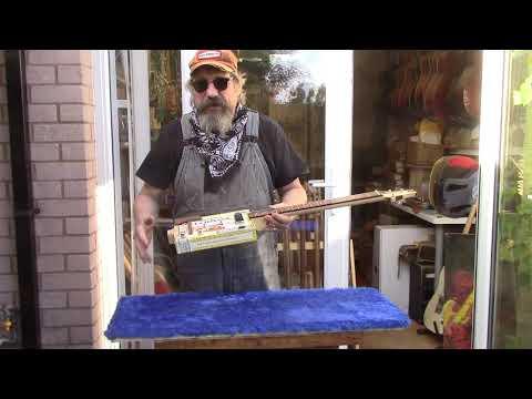 Cigar Box guitar- neck angle or no neck angle?