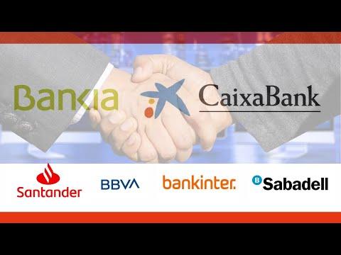 Video Análisis: Fusión Caixabank-Bankia - Análisis bancos españoles