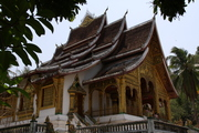 The Wat Prakeo Temple - Laos